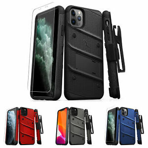 For Apple iPhone XR X Xs Max 11 Pro 8 7 6 6S Plus SE BOLT Case Shockproof Cover