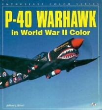 P-40 Warhawk in World War II Color (Enthusiast Color Series), Jeffrey L. Ethell,