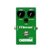 NEW Maxon OD 808 BACK IN STOCK.w / Full Warranty in Aust.