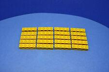LEGO 20 Technik Technic Lochstein Lochbalken 1x4 gelb | yellow brick 3701 370124