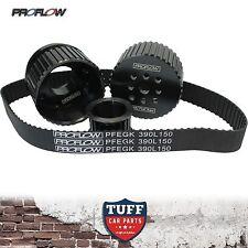 Ford Cleveland V8 302 351 400 Proflow Black Gilmer Belt Drive Kit with Belt New