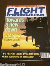 FLIGHT INTERNATIONAL - ROYAL NAVY MAKING THE JUMP - JUNE 8 2004