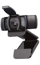 LOGITECH C920S HD PRO WEBCAM WITH PRIVACY SHUTTER. BLACK. NEW. 100% AUTHENTIC