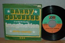 "7"" Barry Goldberg (I've got to use my) Imagination D '73 great song Vinyl Single"