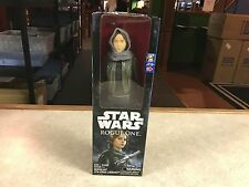 "2016 Star Wars Rogue One 12"" Inch 1/6 Hero Series Action Figure NIB- JYN ERSO"