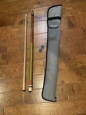 New listing Viking Pool Stick with Steepleton Case