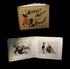 [ART FORAIN CIRQUE] OGER (Ferdinand) / FOU-TYPE - Fantaisies clownesques. C.1890