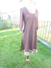 BIBA, Pure Cotton Tunic Dress Size 34