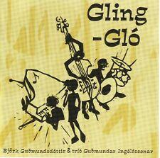 BJORK Gling-Glo VG 1994? Smekkleysa Iceland SM-27 Sugarcubes
