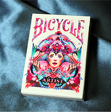 Bicycle Artist Playing Cards Deck by Prestige Playing Cards