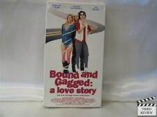 Bound and Gagged: A Love Story *VHS* Ginger Lynn Allen