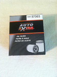Cartridge Lube Metal Free Oil Filter Mini Cooper 57303, 15465, CH9584, LF560