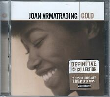 Joan Armatrading  2 CD's  GOLD  DEFINITIVE COLLECTION