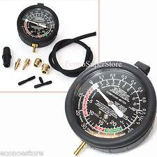 Fuel Pump & Vacuum Gauge Pressure Tester Test Both Mechanical & Electrical Fuel