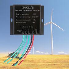 DC 12V 24V 100W-500W Wind Turbine Generator Battery Charge Controller Regulator