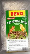PREMIUM SISAL NESTING MATERIAL for Breeding Birds Finch Canary British 100grams
