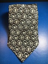 Disney Silk Tie - The Disney Store Fab Four Tonal Tie NWT