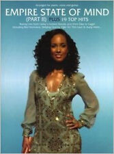 Empire State Of Mind (Part II) Plus 19 Top Hits, New, Wise Publications Book