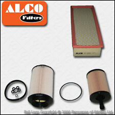 KIT Di Servizio VW Touran (1 T) 1.9 TDI ALCO Filtro Carburante Aria Olio FF = 142 mm (2003-2006)