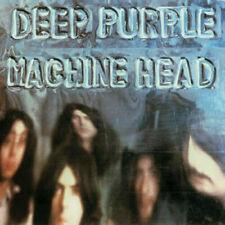 DEEP PURPLE-Machine Head (25th Anniversary Edition) Remastered 2CD [Jewel Case]