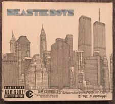 BEASTIE BOYS TO THE 5 BOROUGHS CD digipak 2004 Fast Free Post!