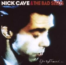 Your Funeral My Trial 5414939710414 by Nick Cave and The Bad Seeds Vinyl Album