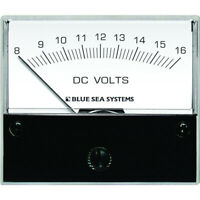 Blue Sea Systems 8171 Indicator Light Red Led 12//24Vdc