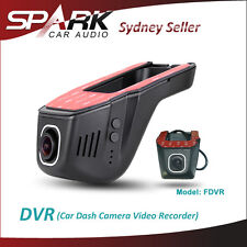 SPARK HD In Dash Car Camera Video Recorder DVR Cam G-sensor FDVR