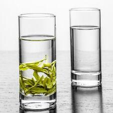 Lead-free Long Drink Glass heat Heat Resistant Green Tea Brew Teacup 330ml 11oz