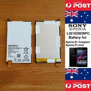 GENUINE SONY Xperia Z1 Compact / Mini Battery LIS1529ERPC 2300mAh - Local Seller