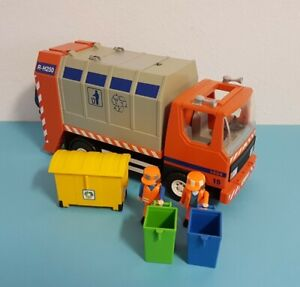 PLAYMOBIL 4418 Müllabfuhr mit OVP