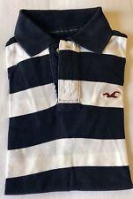 Men's HOLLISTER  Polo T Shirt S 100% COTONE