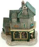 Lilliput Lane Tailor L2054 complete with Deeds