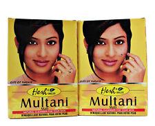 Multani Mati Pulver Multani Mitti, Fuller´s Earth, Bleicherde 200g Hesh Herbal