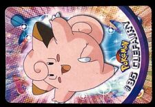 POKEMON English TOPPS CARD ROUNDED CORNERS #35 CLEFAIRY