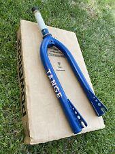 Old School Bmx Tange TX-1200 Champion Forks Blue Mongoose Hutch Diamond Back 80