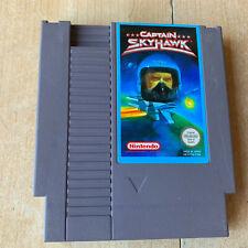 jeu nintendo Captain Skyhawk  - jeu seul