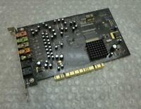 Dell YN899 Creative Labs SB0770 Son Blaster PCI Son Acoustique Carte 0YN899