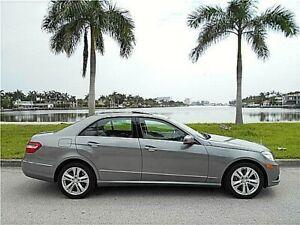 2010 Mercedes-Benz E-Class E 350 4MATIC AWD ONLY 76K MILES NON SMOKER!!!
