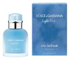 Dolce & Gabbana Light Blue Pour Homme Eau Intense 50 ml EdP Spray NEU OVP