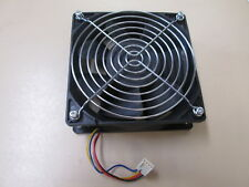 6000RPM Cooling Fan & Grill w/ 4-pin Connector For Antminer Bitmain (ex)
