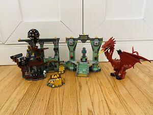 LEGO 79018 Hobbit The Lonely Mountain - No Minifigs - Rare