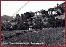 ALESSANDRIA PONZONE 09 Frazione CHIAPPINO Cartolina FOTOGRAFICA viaggiata 1959