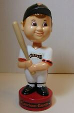 Working Old Vintage 1980s SAN FRANCISCO GIANTS MLB BOBBLEHEAD DOLL BY SKORE