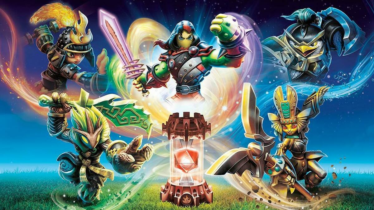 Magical World of Skylanders