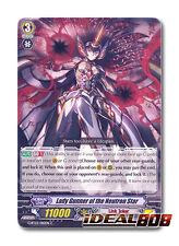 Cardfight Vanguard  x 4 Lady Gunner of the Neutron Star - G-BT03/082EN - C Mint