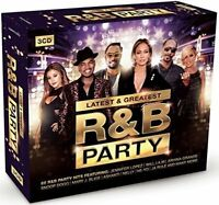 Latest and Greatest R And B Party: 60 R And B Party Hits [CD]