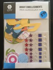 Creative Memories Bright Embellishments NLA NIP