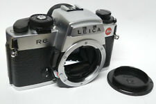 Leica R6 Gehäuse / Body analoge SLR gebraucht R-6 chrom