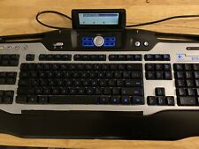 Logitech G15 Gaming Keyboard w/ Flip-Up LCD Display and Programable Keys